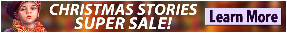 Christmas Stories: Alice's Adventures CE + Bundle Sale