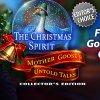 The Christmas Spirit: Mother Goose's Untold Tales CE + Bundle Sale