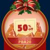 Save 50% on Premium Badge Albums