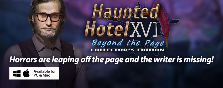 Haunted Hotel: Beyond the Page CE + Bundle Sale