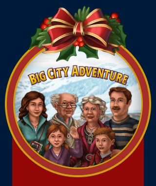 Save 25% on Big City Adventure Power-Ups