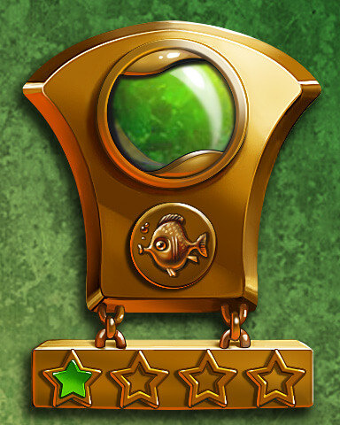 Quinn's Aquarium Game of the Month December 2018 Badge