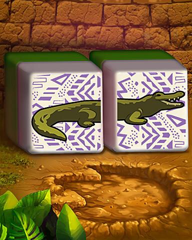 Mahjong Safari HD Mix-n-Match Badges