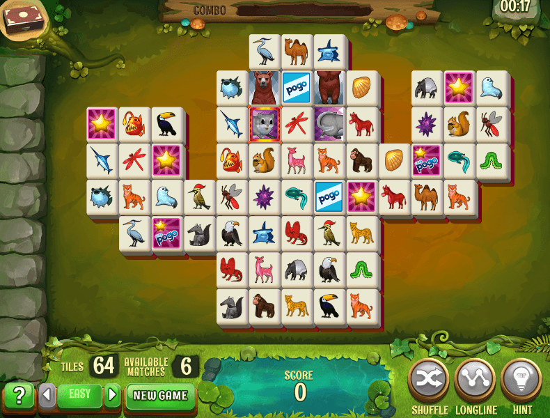 Now Available: Mahjong Safari HD