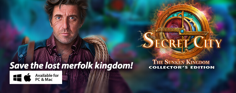 Secret City: The Sunken Kingdom CE + Bundle Sale