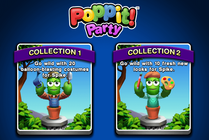 Poppit Party: New Costumes