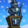 Winter Journey Challenge Quest Weekly Badge