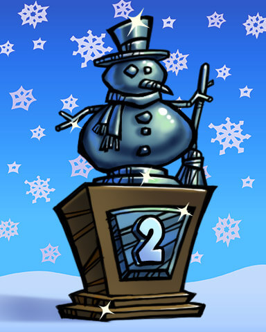 Winter Journey Challenge Quest Weekly Badge