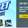 Save 25% on Jet Set Solitaire Power-Ups