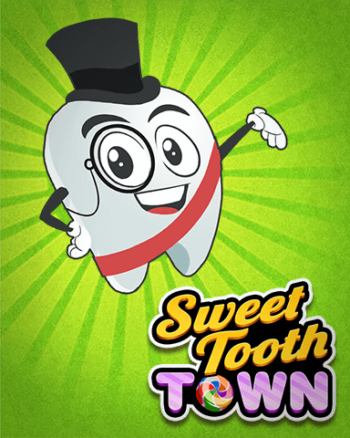 Sweet Tooth Town Mix-n-Match Badge