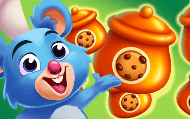 Cookie Connect New Levels & Badges