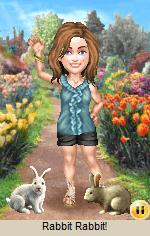 Pogo Mini: Rabbit Rabbit!