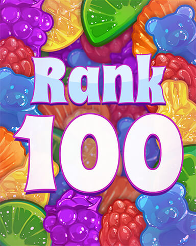 Sweet Tooth Town Rank Badge