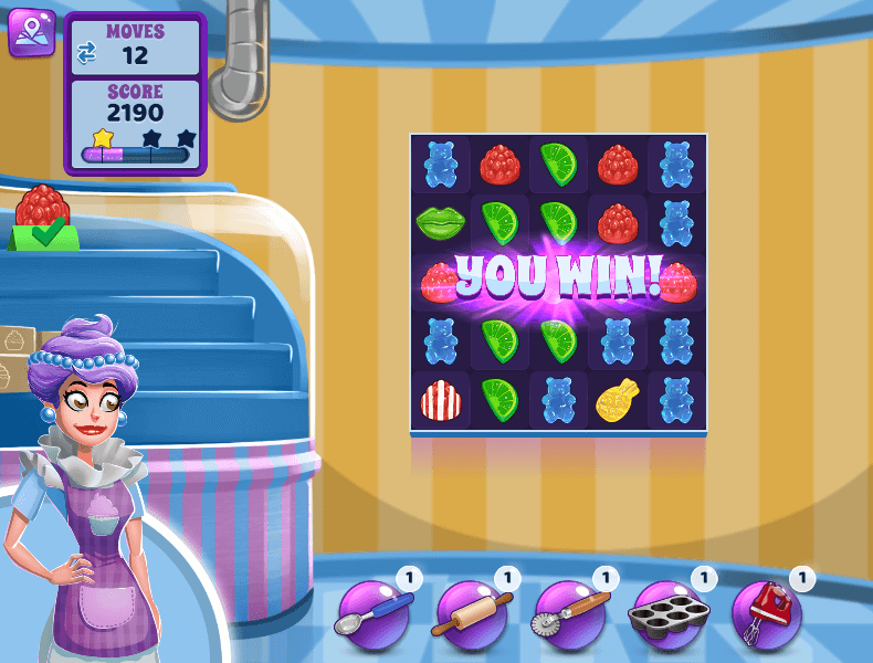 Sweet Tooth Town Screenshot