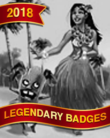 2018 Legendary Mix-n-Match Badge