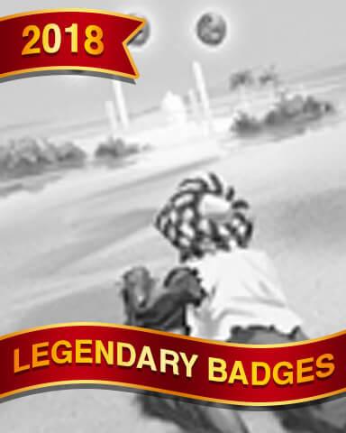 2018 Legendary Mix-n-Match Badge