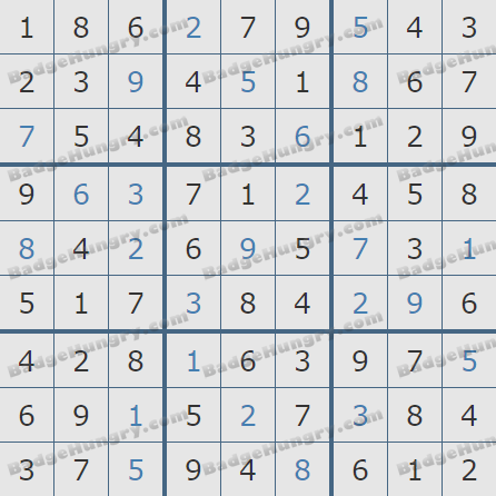 Pogo Daily Sudoku Solutions: January 23, 2019