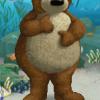 Pogo Mini: Head BEARly above water!