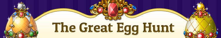 The Great Egg Hunt