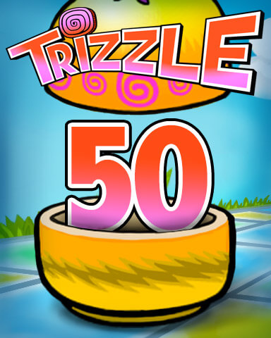 Trizzle HD Rank Badge