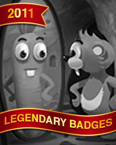 2011 Legendary Mix-n-Match Badge
