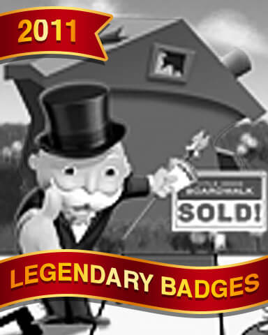 2011 Legendary Mix-n-Match Badge