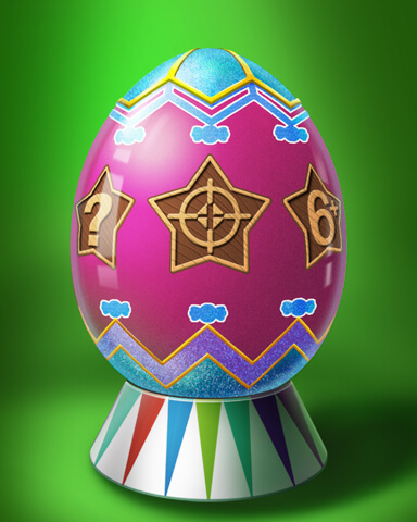 The Great Egg Hunt Badge