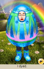 Pogo Mini: I dyed.