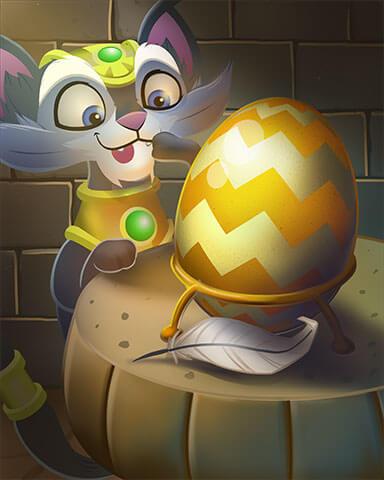 The Great Egg Hunt Reward Badge