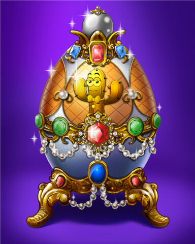 Sweet Tooth Town -  Spike Golden Egg Badge