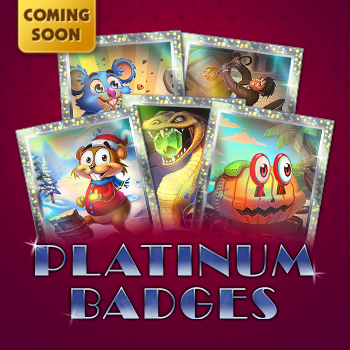Coming Soon: Platinum Badges