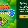 Save 25% on Select Power-Ups