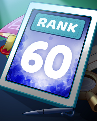 Word Search Daily HD Rank Badge