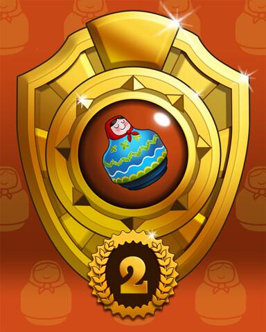 Trizzle Trek Badge Marathon Badge