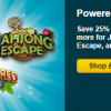 Save 25% on Select Power Ups
