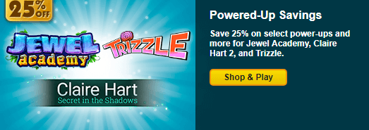 Save 25% in Select Games Through July 16