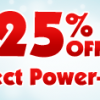 Save 25% in Select Games Through August 20