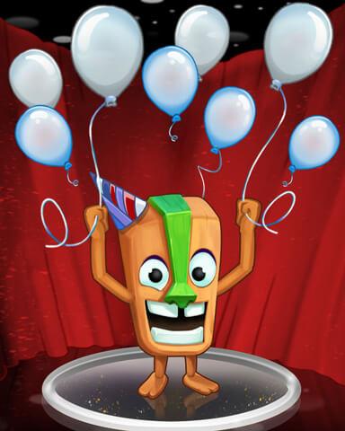 Anniversary Celebration Mix-n-Match Badge