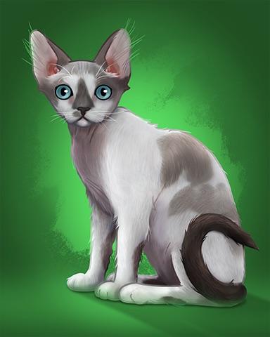 Cats Set Mix-n-Match Badge
