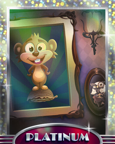Pogo Addiction Solitaire HD Mix-n-Match Badge