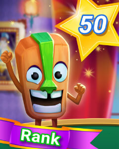 Pogo Addiction Solitaire HD Rank Badge