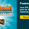 Save 25% in Select Games Through October 15