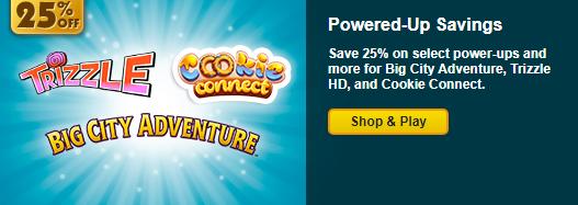 Save 25% in Select Games Through November 5