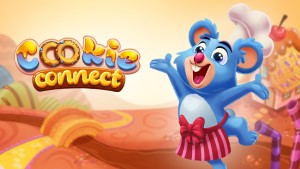 Cookie Connect (Game Logo)