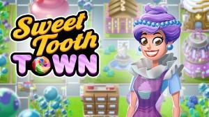 Sweet Tooth Town (Game Logo)