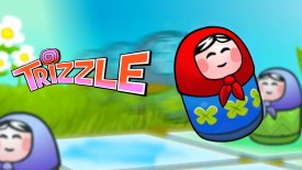 Trizzle (Game Logo)