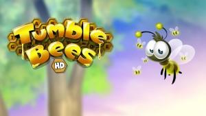 Tumble Bees (Game Logo)