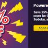 Save 25% in Select Games Through November 19