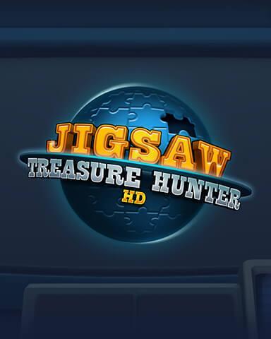 Jigsaw Treasure Hunter HD Mix-n-Match Badge