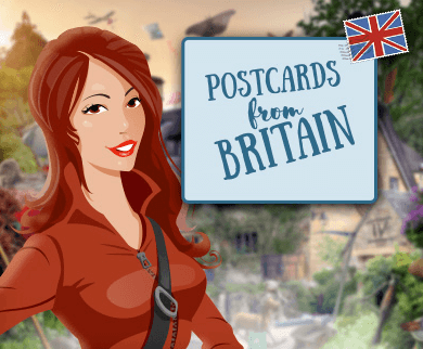 Save 50% on Postcards from Britain Episodes & Power-Ups